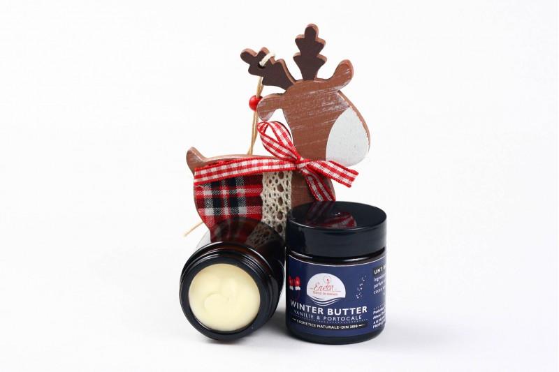 Winter Butter - Unt de corp special pentru sezonul rece