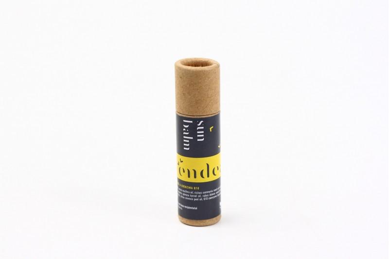 Balsam de buze cu protecţie solară - Sun Balm | Endea - Tested on friends