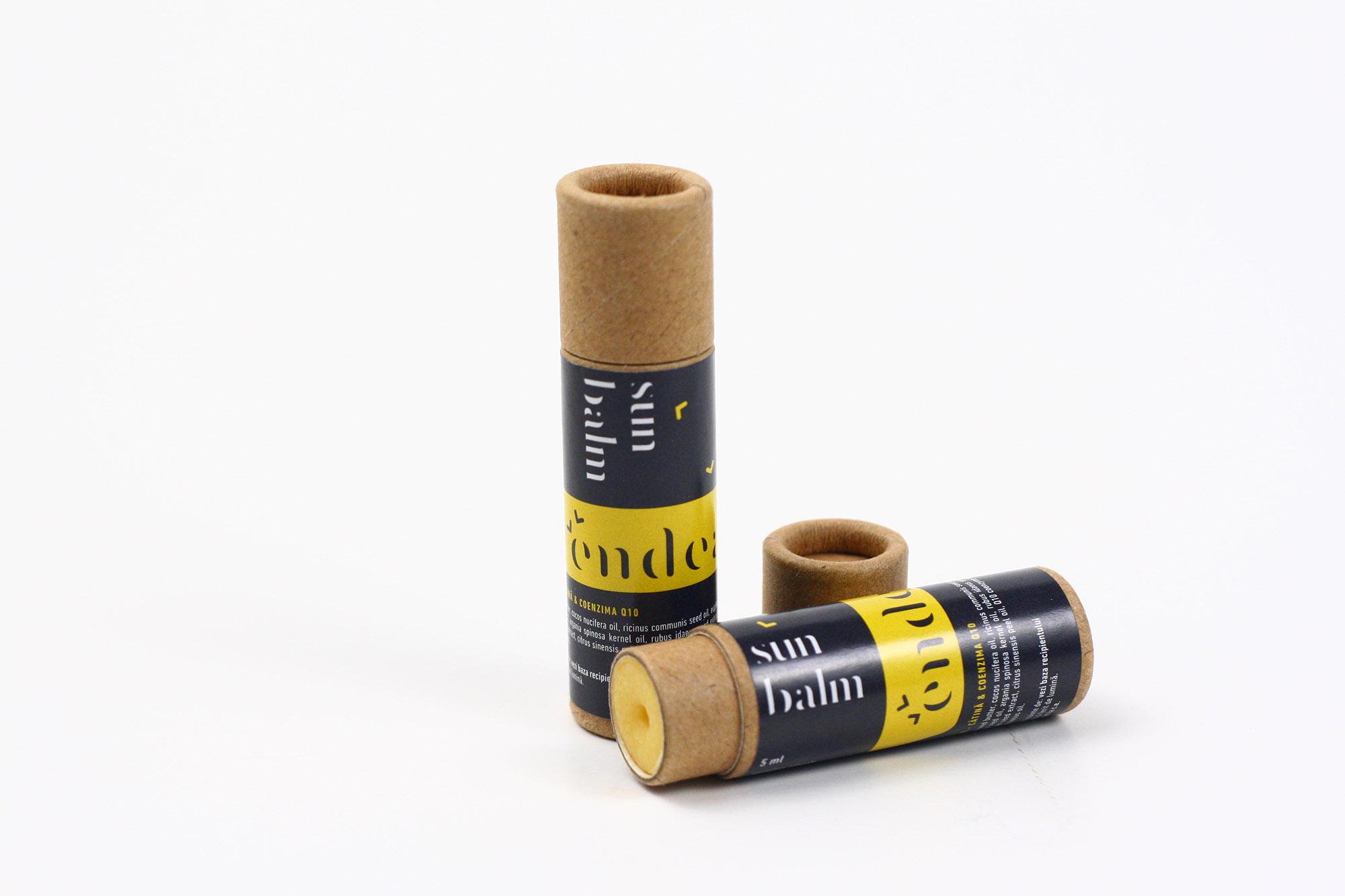 Balsam de buze cu protecţie solară - Sun Balm - 15ml | Endea - Tested on friends