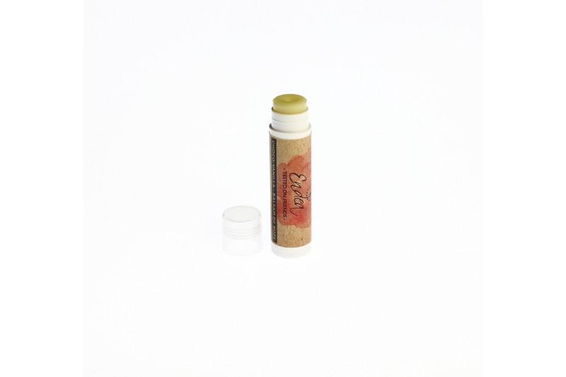 Balsam de buze natural cu vanilie & ciocolată - Choco Vanilla Balm | Endea - Tested on friends