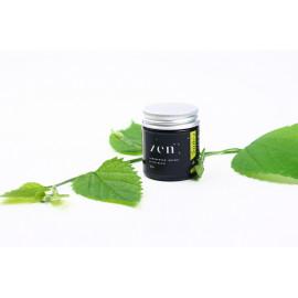 Deodorant natural cremă cu lemongrass, salvie, patchouli - ZEN