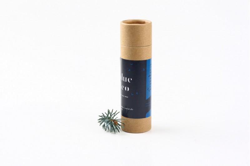 Deodorant natural cu parfum masculin de cedru - Blue Deo Stick | Endea - Tested on friends