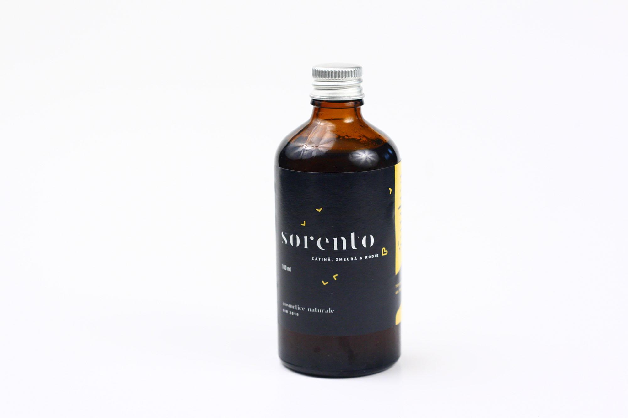Ulei de corp hidratant, calmant sau pentru plajă - Sorento | Endea - Tested on friends