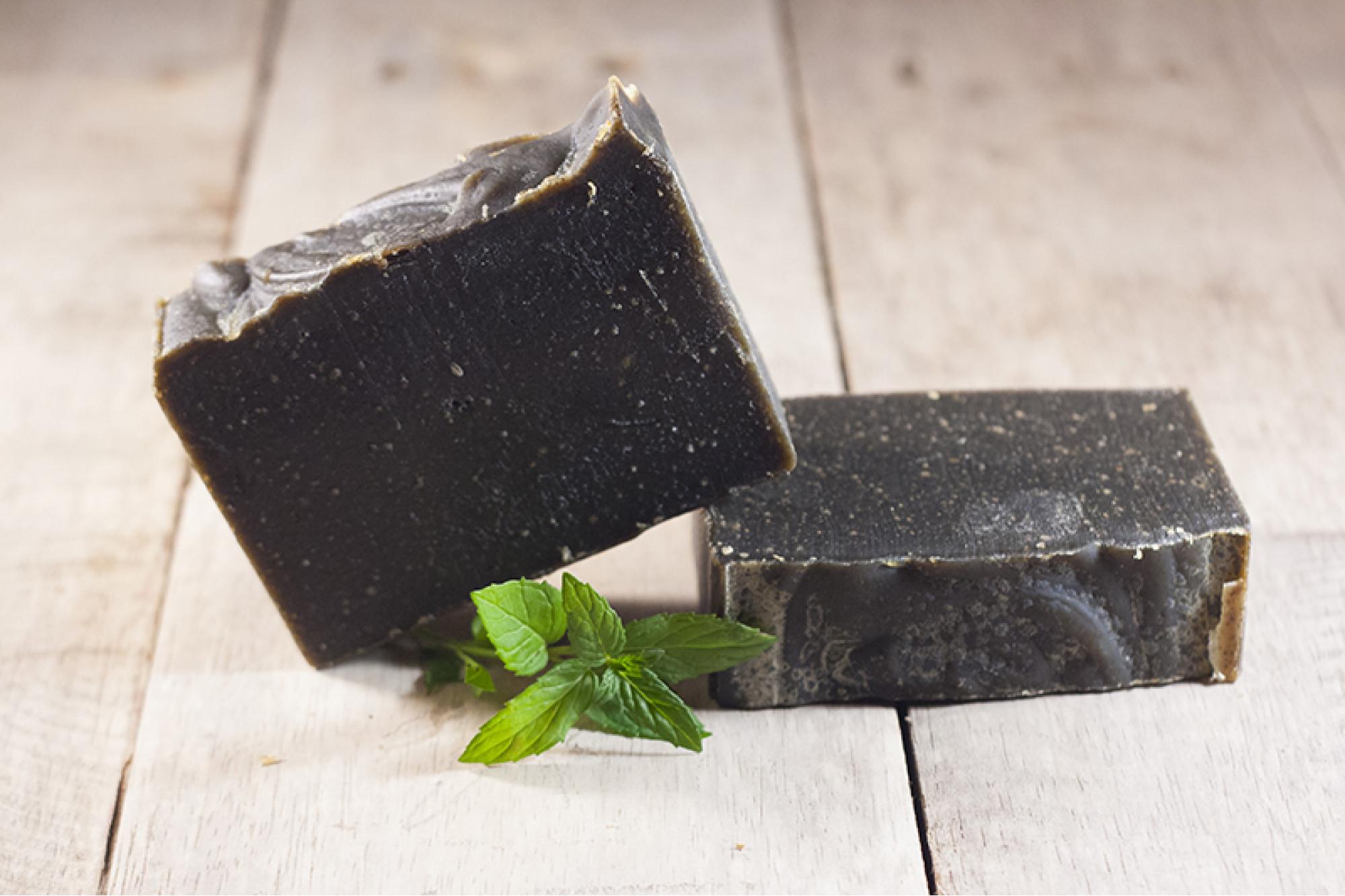 Şampon cu pudră de amla, mentă, urzică și mușețel - păr normal & gras - Shampoo Aroma | Endea - Tested on friends