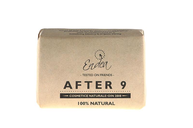 Săpun natural cu mentă şi cacao - After 9