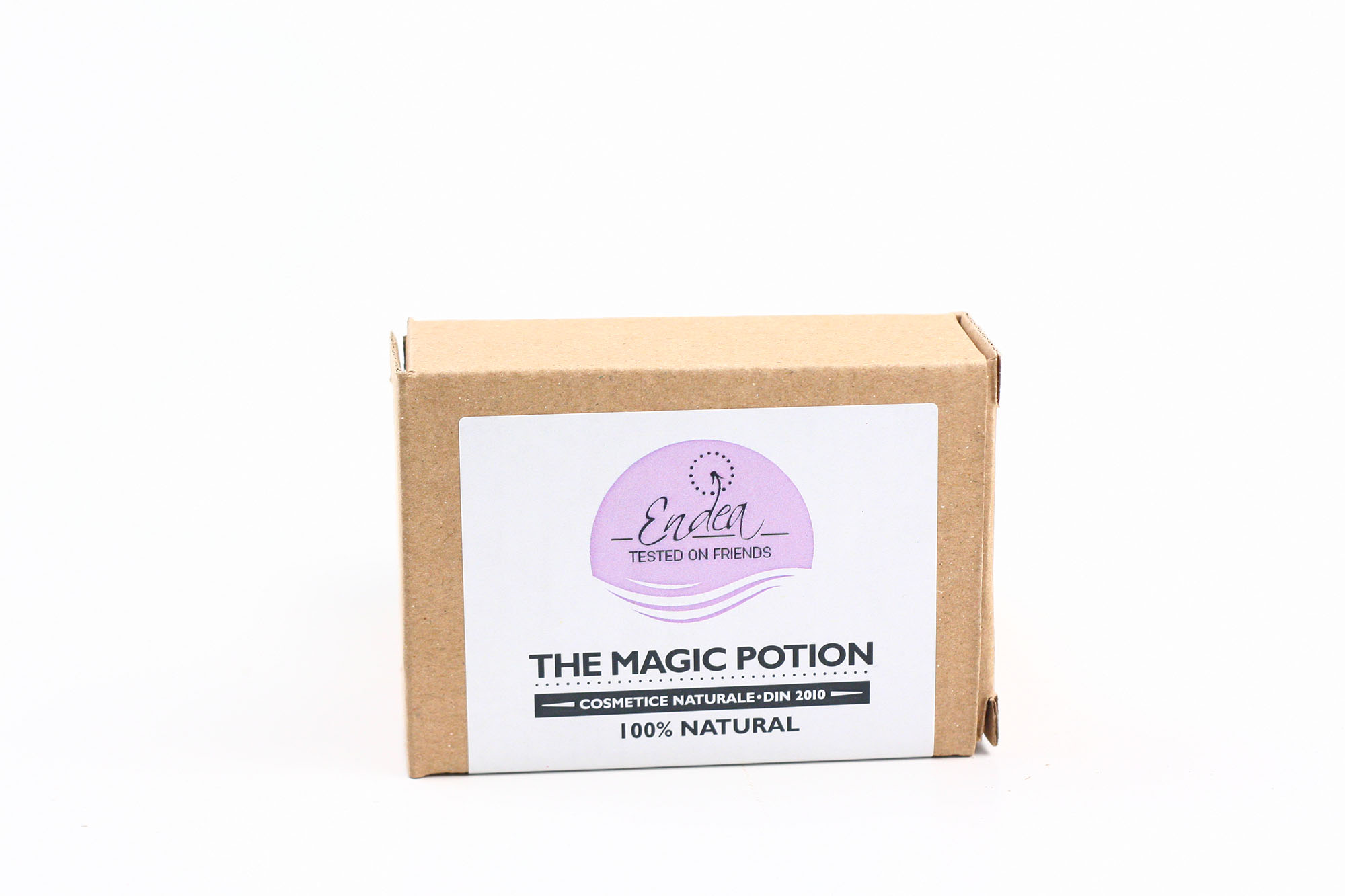 Săpun magic cu mirodenii şi cafea - The Magic Potion | Endea - Tested on friends