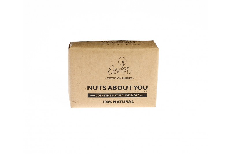 Săpun hidratant cu miere şi ovăz - Nuts About You | Endea - Tested on friends