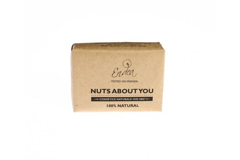 Săpun hidratant cu miere şi ovăz - Nuts About You