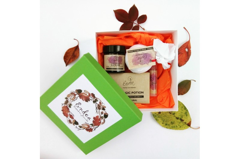 Kit de hidratare - Autumn Box