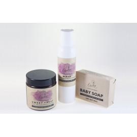 Set cosmetice naturale pentru copii