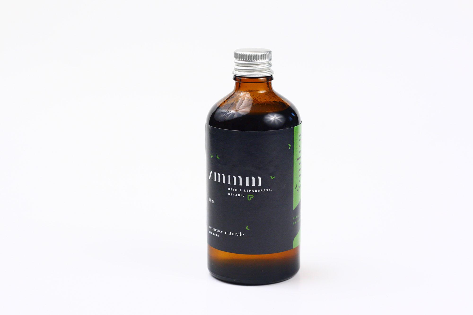 Soluție repelentă de insecte cu lavandă și ulei de neem - Zmmm | Endea - Tested on friends