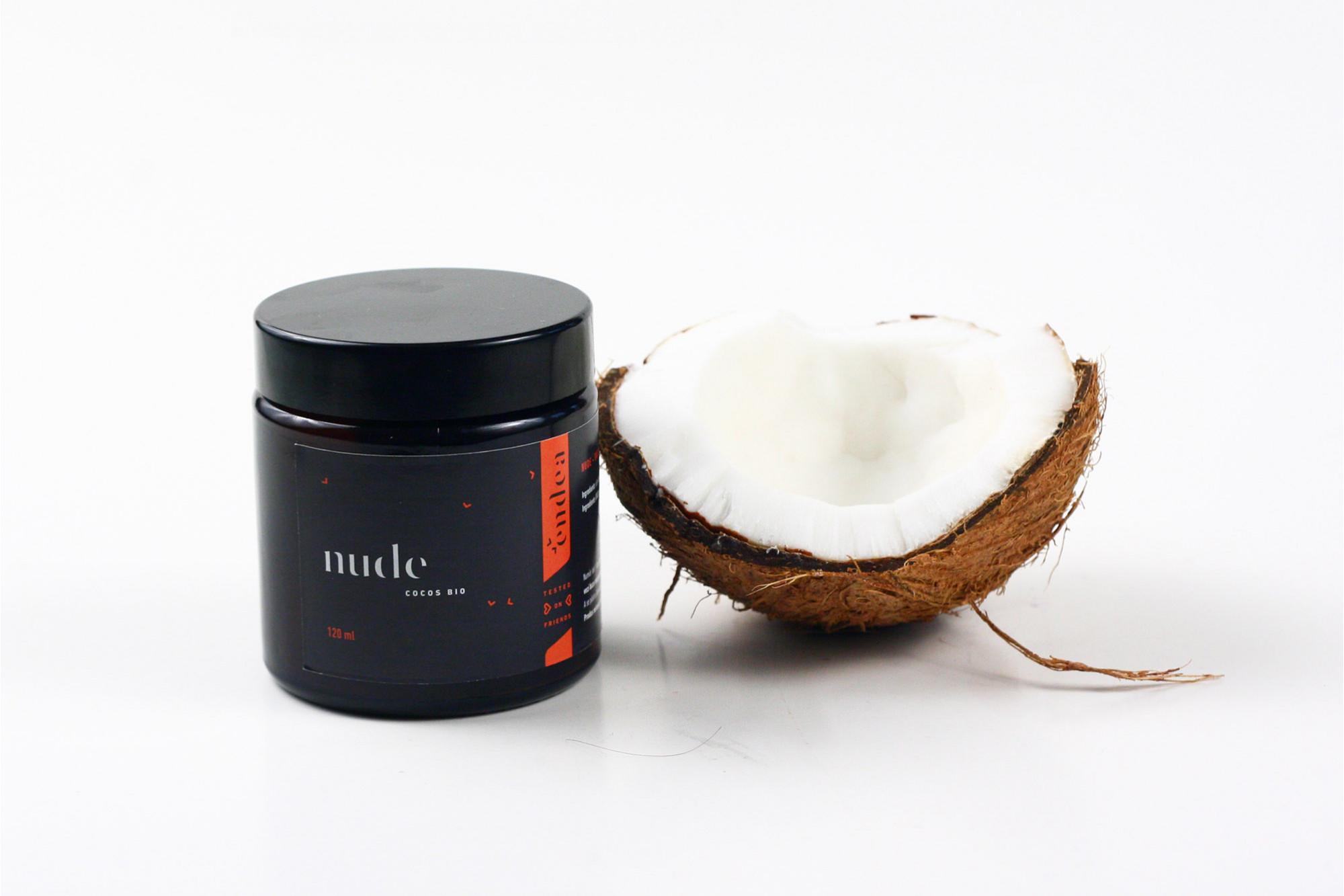 Unt de cocos bio - Nude   Endea - Tested on friends