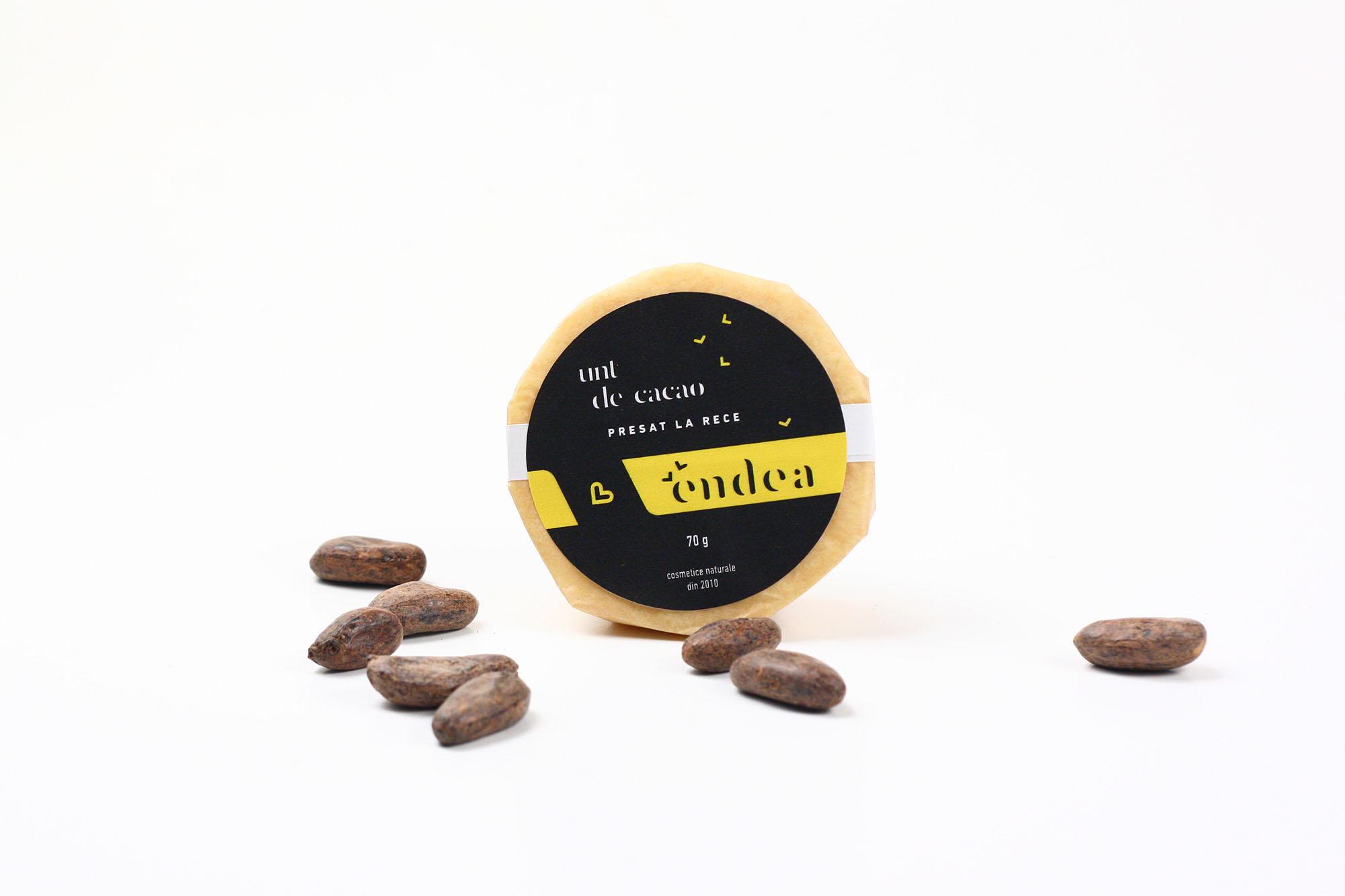 Unt de cacao nedezodorizat, presat la rece | Endea - Tested on friends