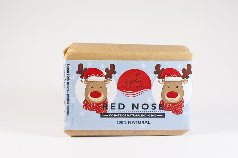 Red Nose - Săpun special de sărbători